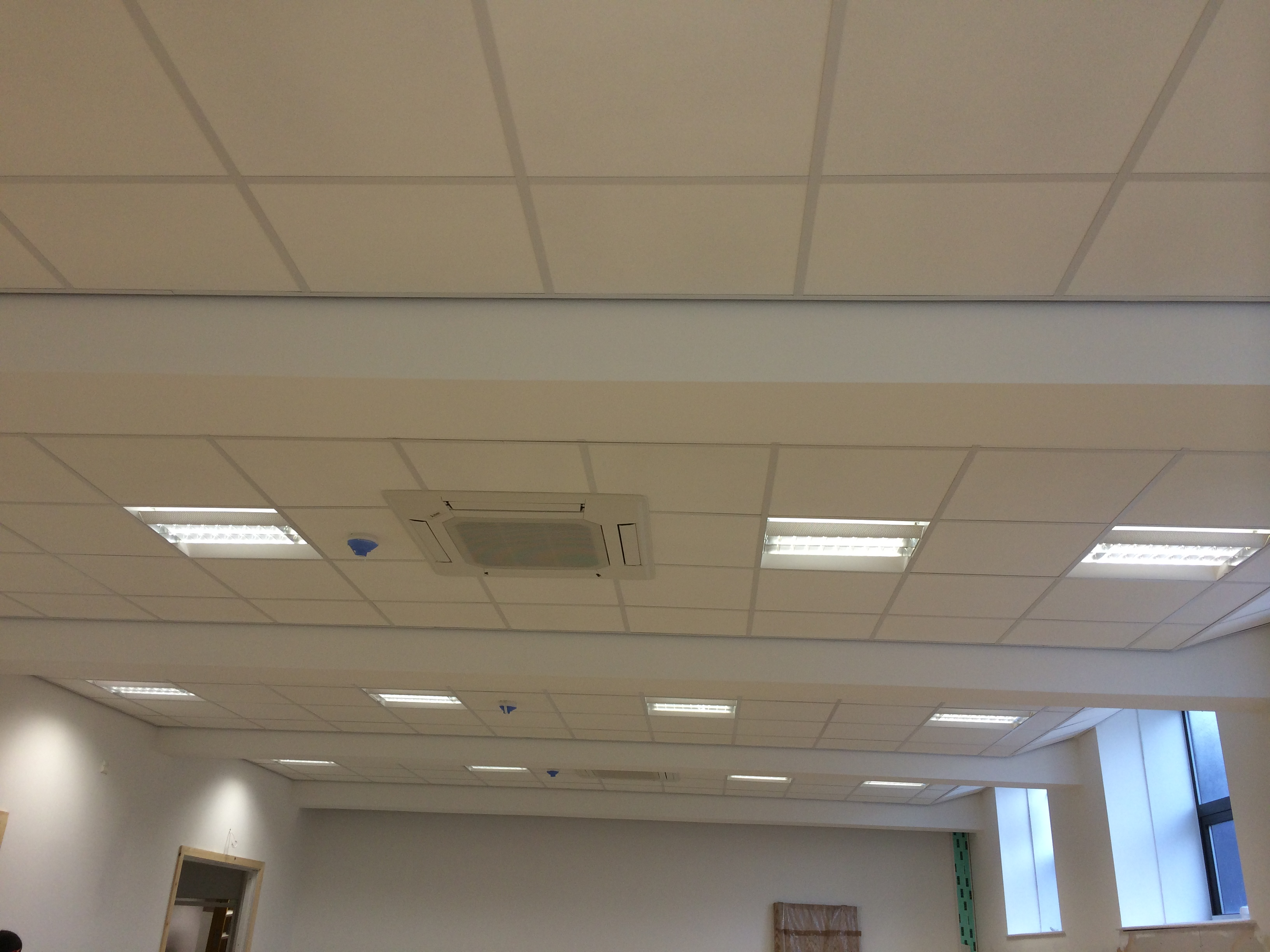 Hospital Suspended ceiling